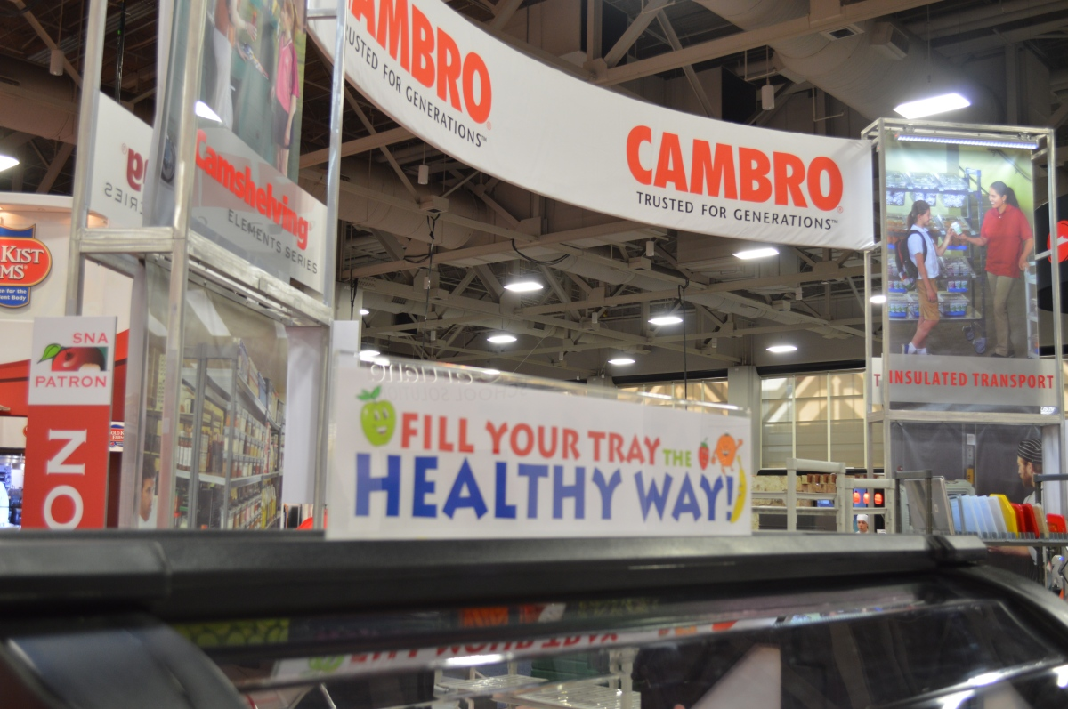Cambro Blog - School Show 2015