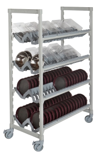 Cambro Angled Drying Rack for Healthcare - Cambro blog