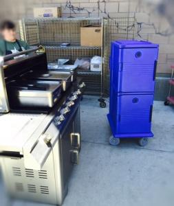 Sacramento Schools - BBQ Cart - Cambro Blog