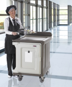 Cambro Meal Delivery Cart - Room Service