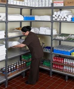 Shelving ELEMENTS housekeeping