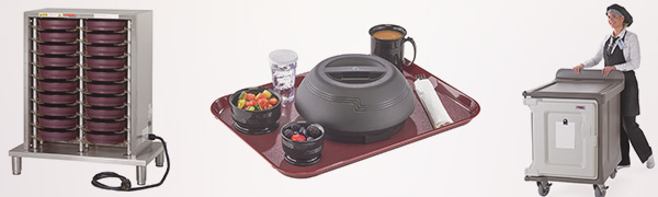 Cambro solutions for room service