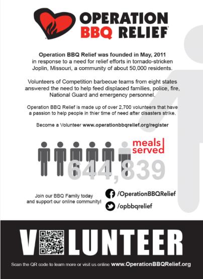 OBR Volunteer