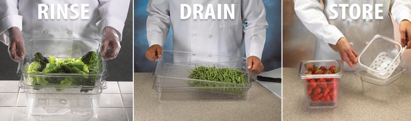 Colander-rinse-store-drain