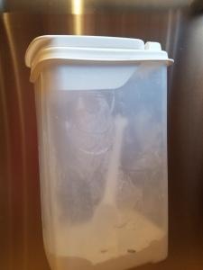 Flour a la Bugs