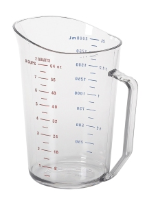 200MCCW135 Clear Measuring Cup