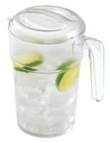 PC34CW Liter Pitcher w lime water
