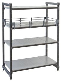 Elements Series Full Shelf Rail