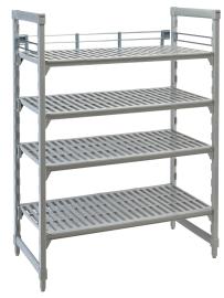 Premium Series Three-Quarter Shelf Rail