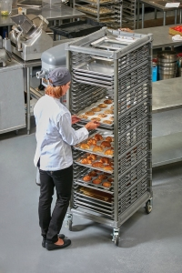 Sheet Pan Rack 1