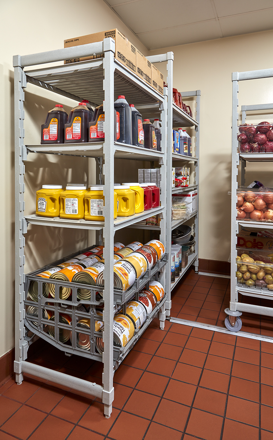 First Of Its Kind Can Rack System Efficiently Stores 10