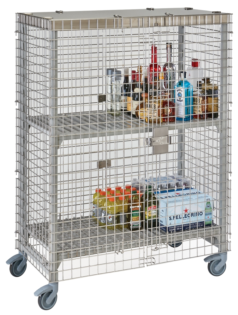CPMU244867SUPKG Security Cage Drinks