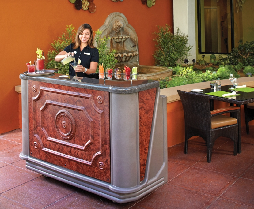 BAR650668 Sedona CamBar Mixing by Fountain HR