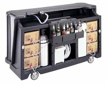 CamBar BAR730DSPMT Syrup Box