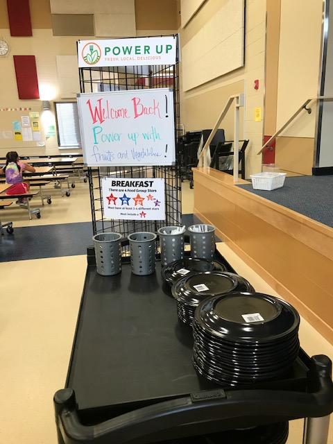 Plate Serving Cart 2018