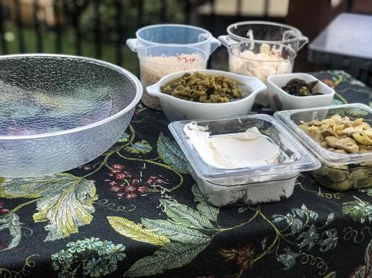 artichoke ingredients