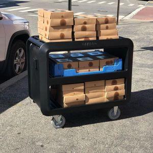 service cart 2